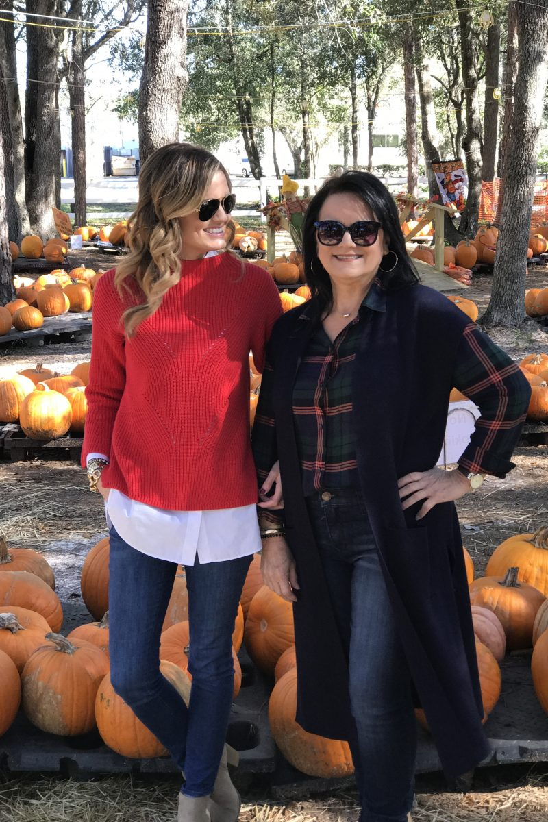 Mother/Daughter Style – Meet My Mama!