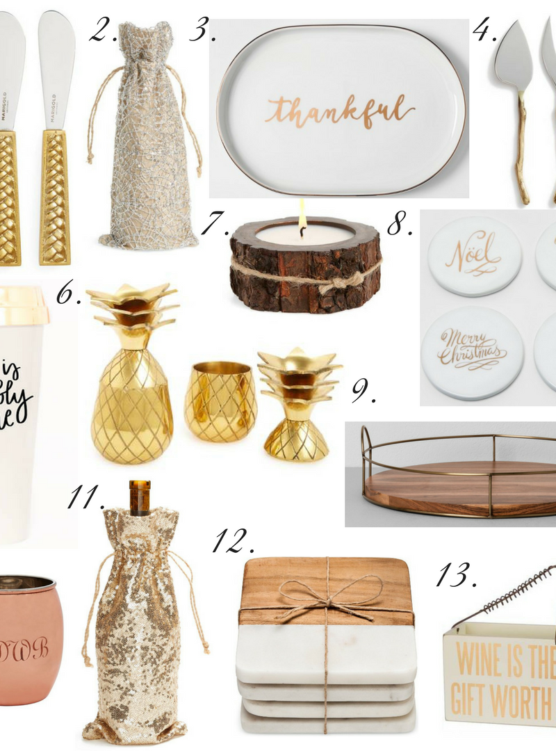 Gift Guide 2017: Hostess Gifts