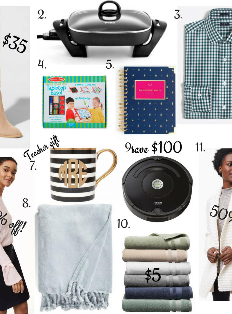 Official Black Friday Sales + What's On My Shopping List