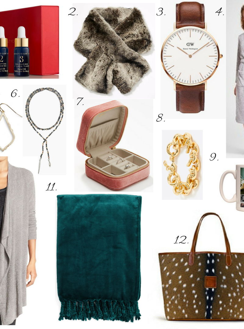 Gift Guide 2017: Gifts for Her
