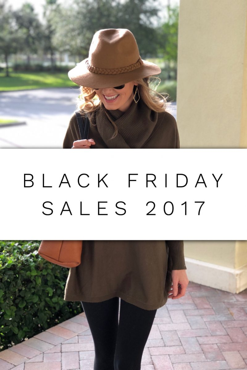 Black Friday Sales 2017 + Fitting Room Finds