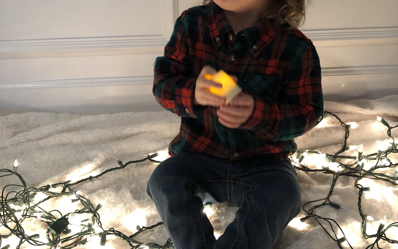 Holiday Outfits for Boys & Girls + Green Monday