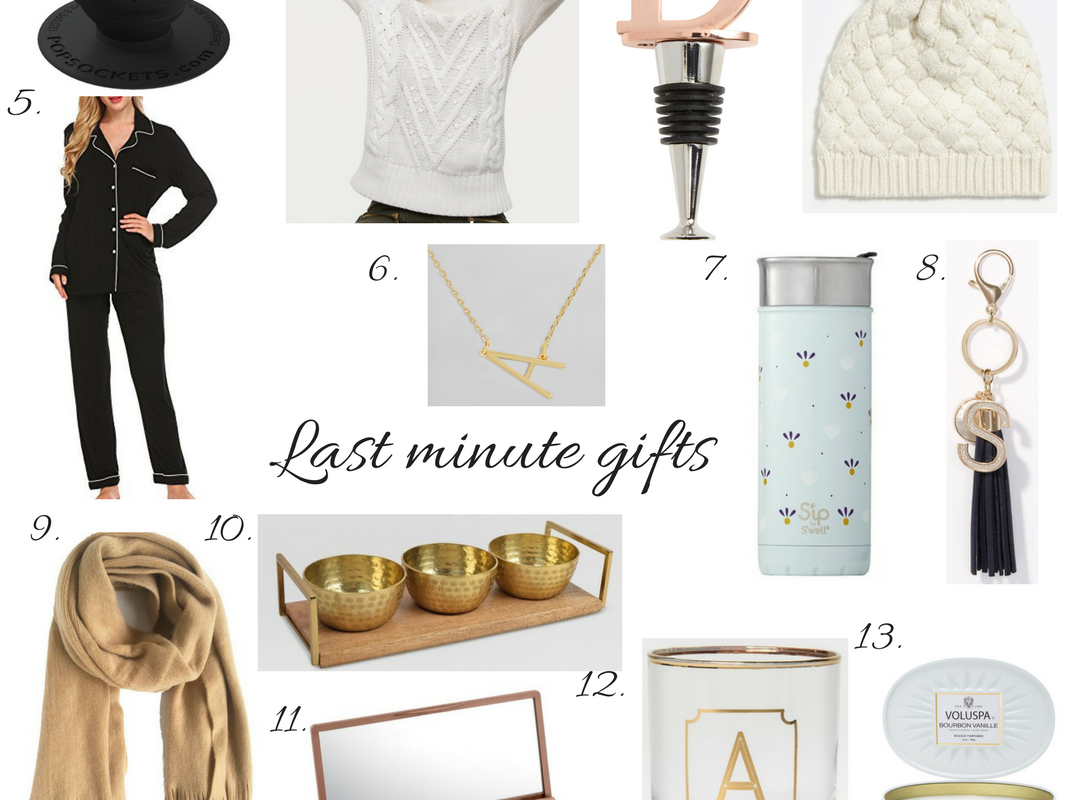 Gift Guide 2017: Last Minute Gifts – Under $40