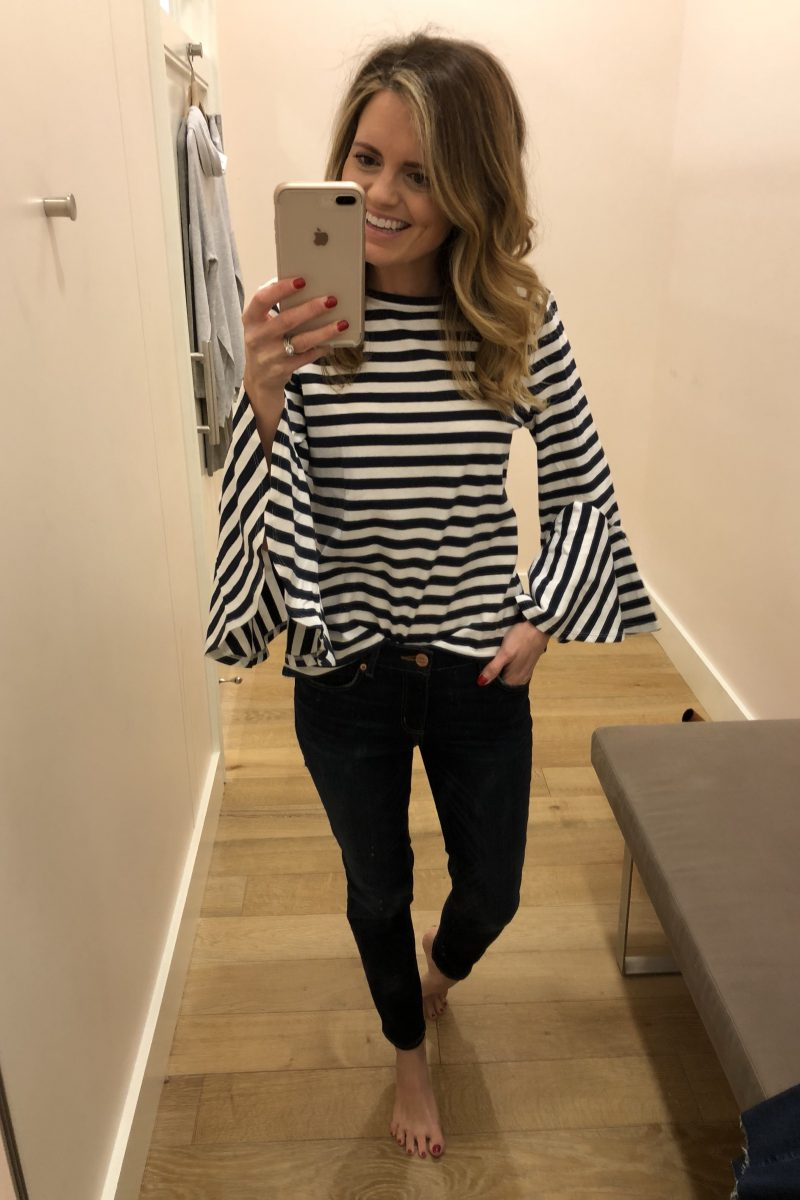 Fitting Room Finds + Life (January) Update