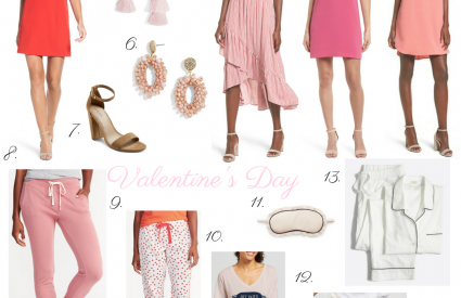 Valentine's Day Outfits – Date Night In/Out