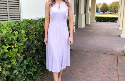 Two Easter Dress Options + Weekend Sales