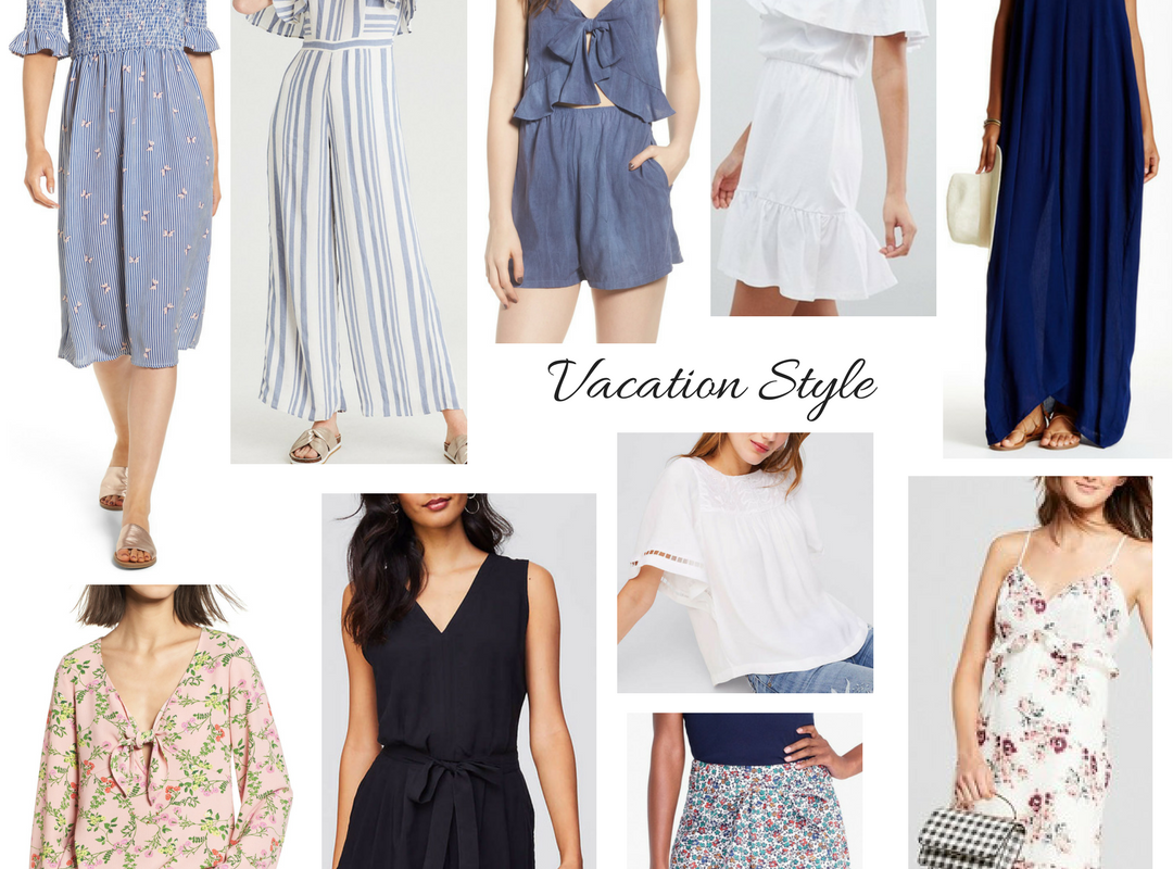 Vacation Style + Weekend Sales