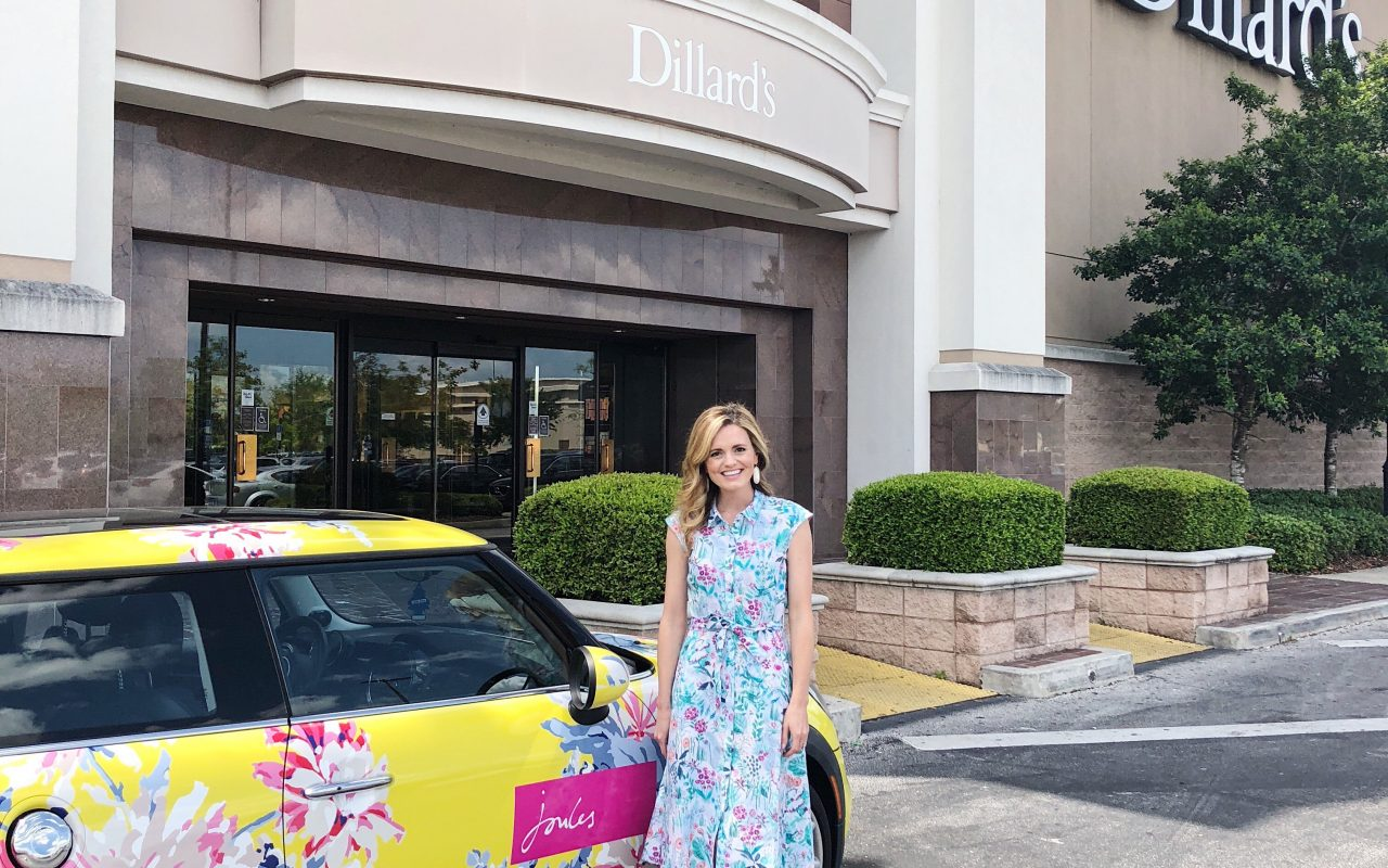 Joules Collection Launch at Dillard's – The Big Event!