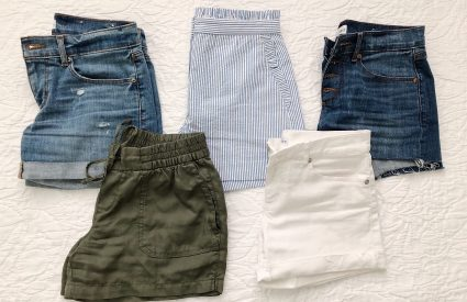 Summer Shorts Roundup + Ways I Style Them!