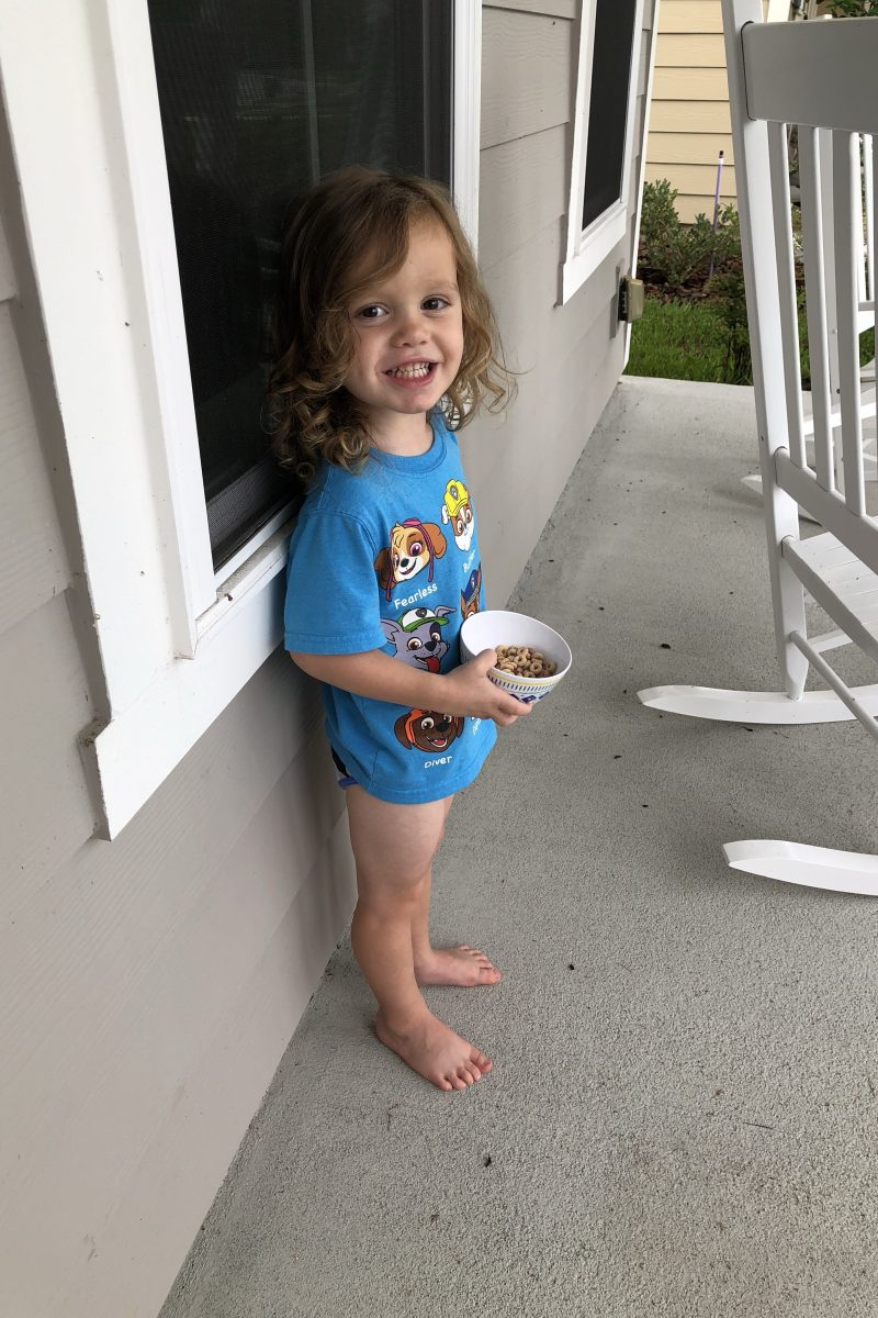 How We Potty Trained Our Toddler
