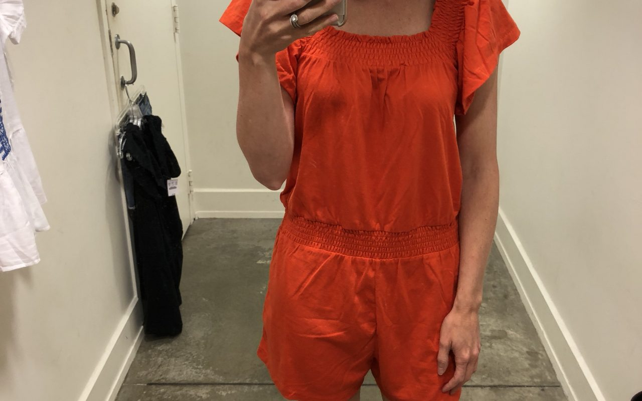 Friday's Fitting Room Finds + 4th of July Sales