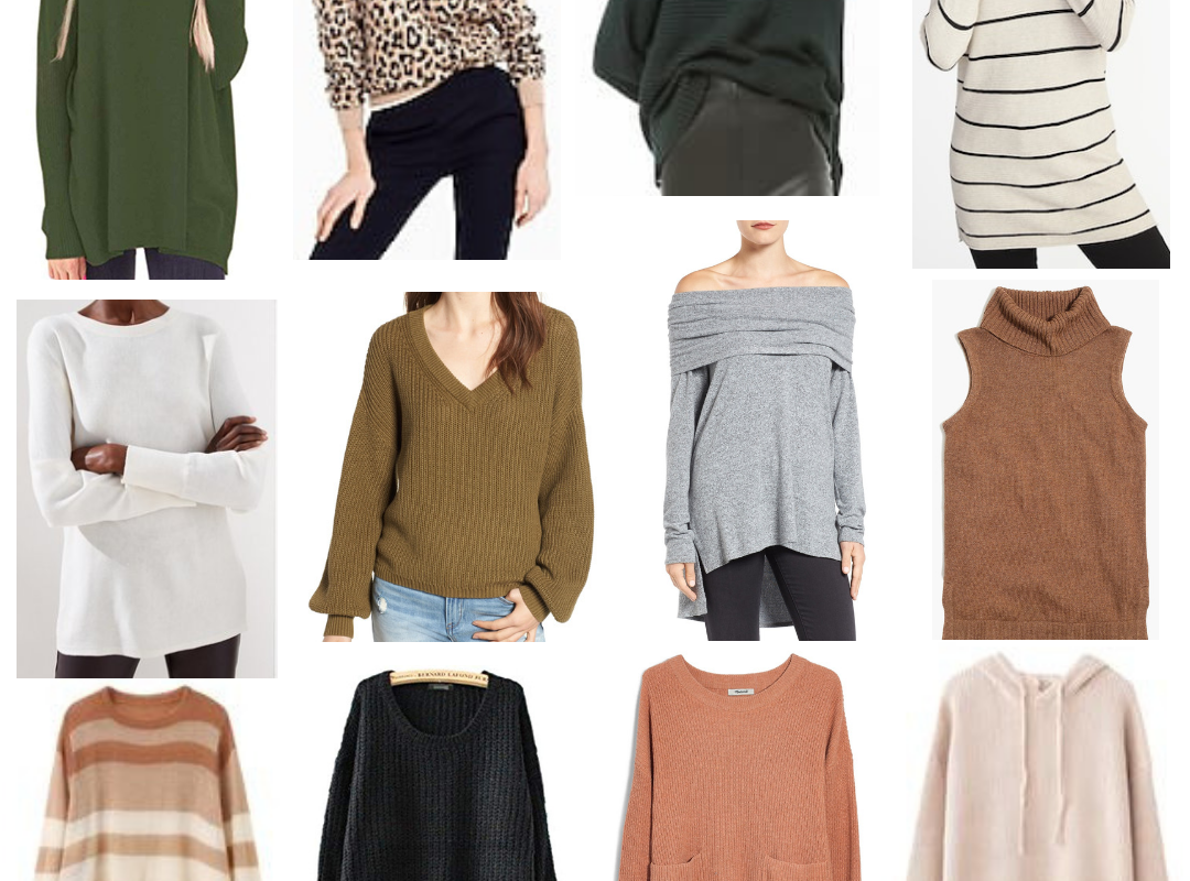 Let's Talk Sweaters!