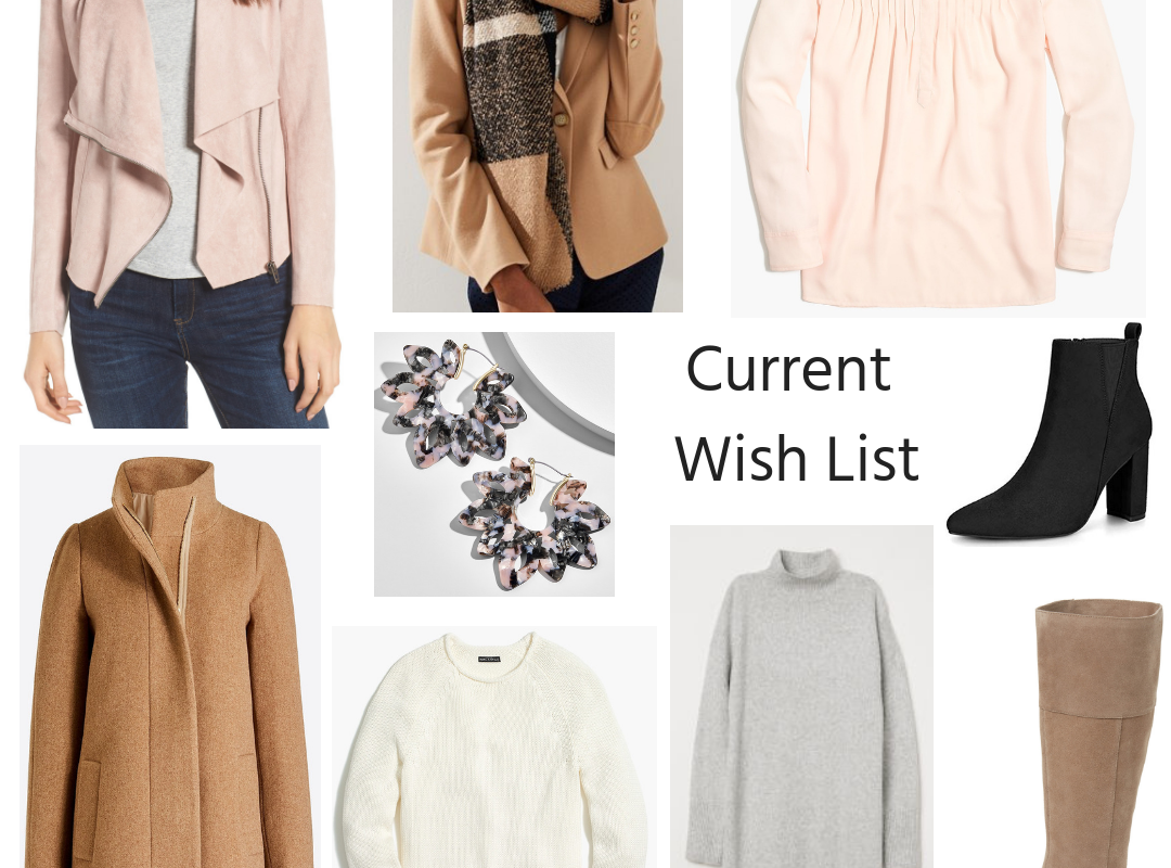 Current Wish List