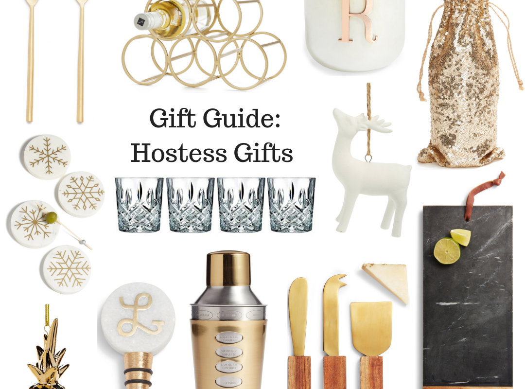 Gift Guides 2018: Hostess Gifts