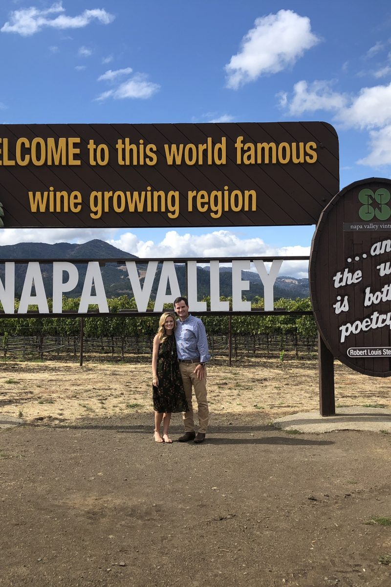 Our Napa Valley Trip!