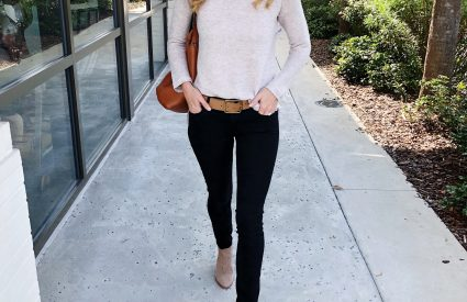Wearing Neutrals in the Fall/Winter!