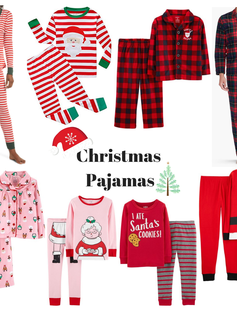 Christmas Pajamas!