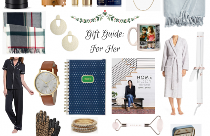 Gift Guide 2018: For HER
