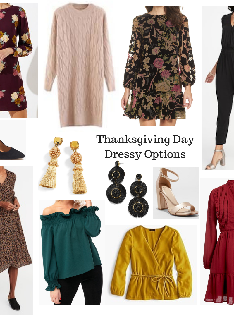 What To Wear For Thanksgiving + Our Thanksgiving Tradition!
