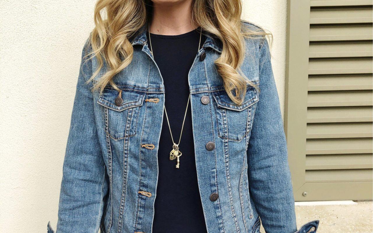 Closet Staple: Denim Jacket
