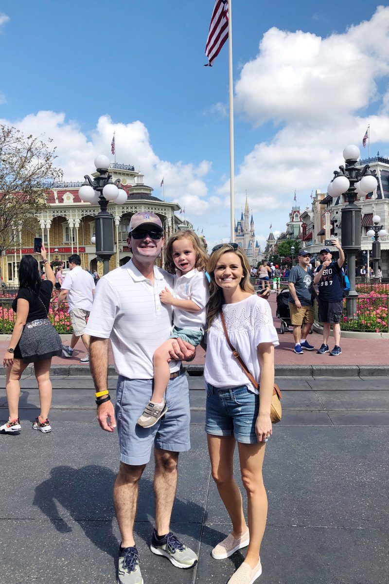 A Weekend At Walt Disney World!