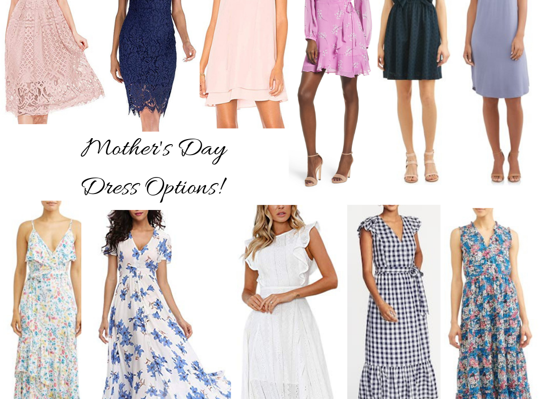 Mother's Day Dress Options!