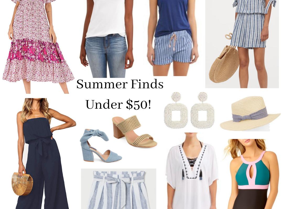 Summer Finds Under $50!