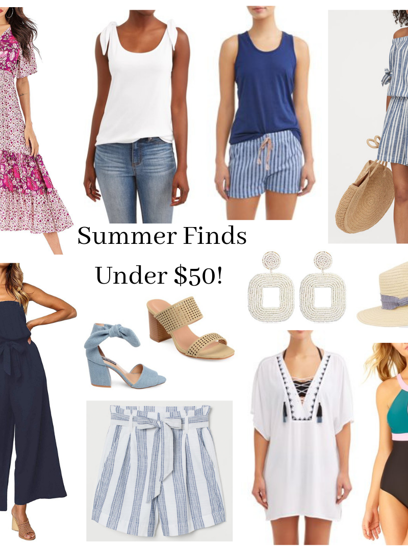 Summer Finds Under $50!
