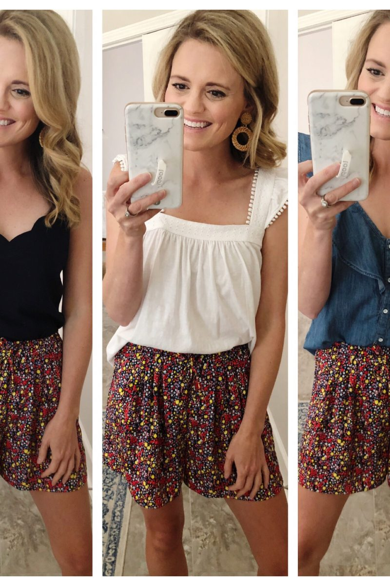 7 Pieces – 11 Different Classic Outfits for Summer!