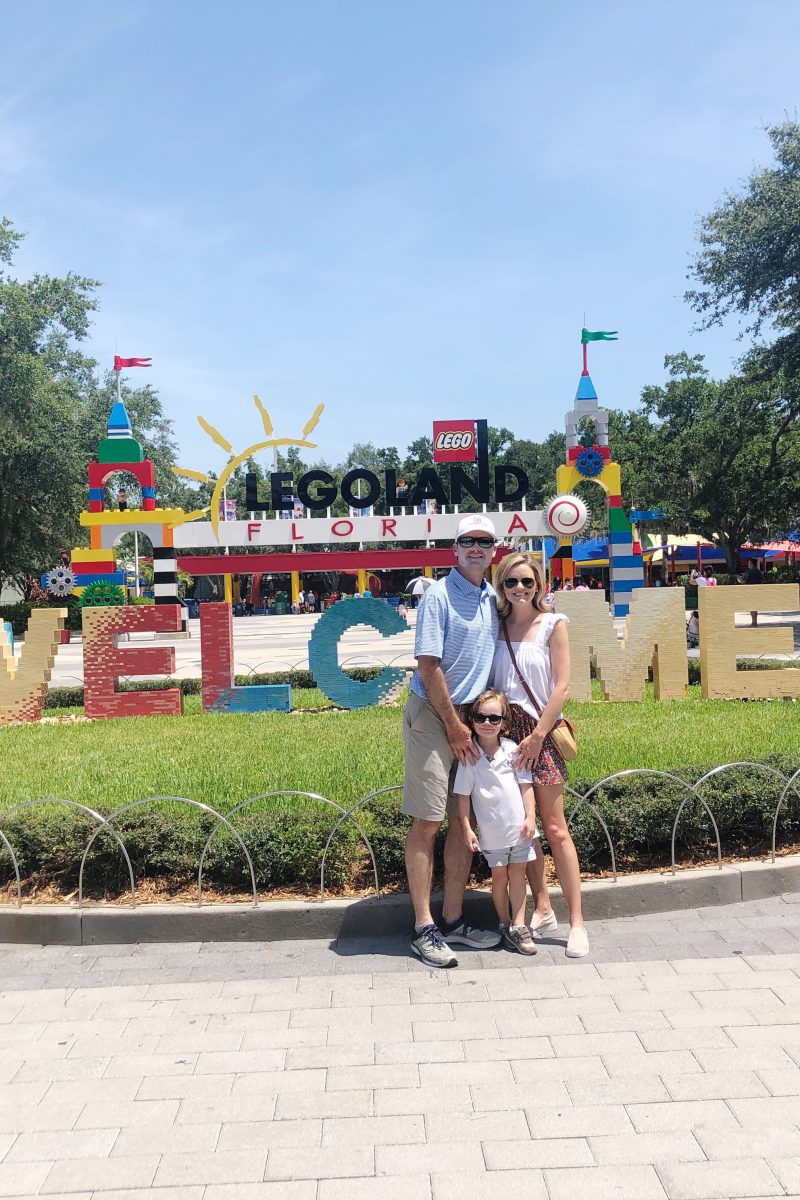 Our Trip To LegoLand!