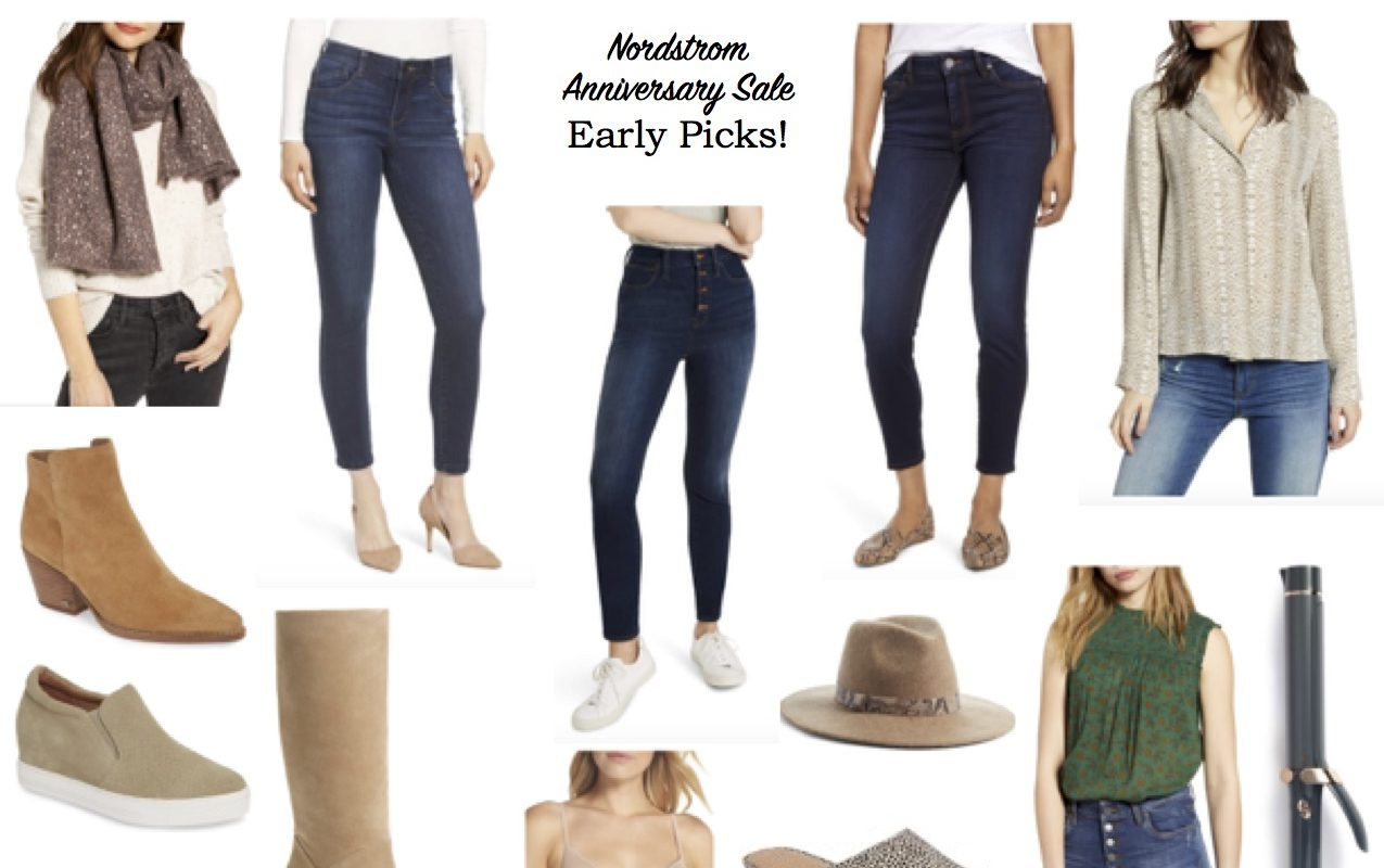 Nordstrom Anniversary Sale – Early Picks!