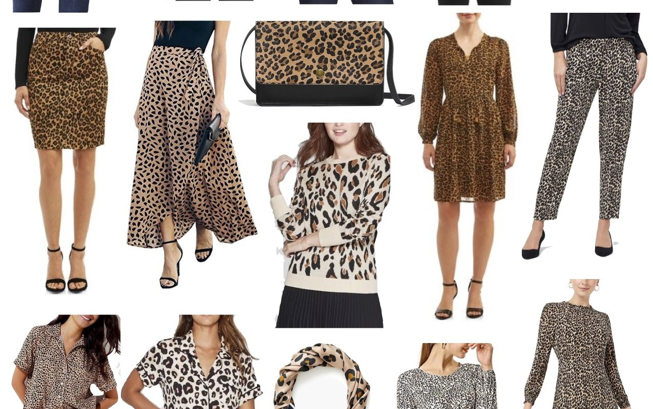 Fall Trend: Leopard!