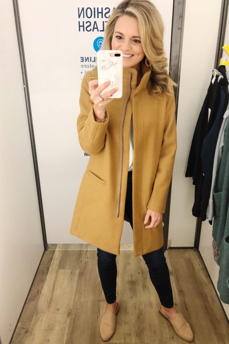 Friday's Fitting Room Finds | Old Navy + JCrew Factory!
