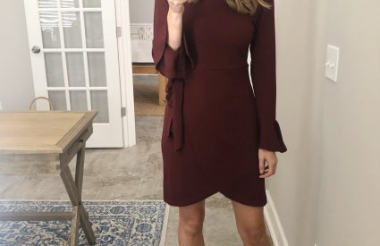 November Amazon Try On – Holiday Outfit Edition!