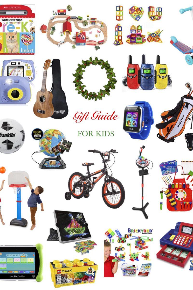 Gift Guide | For Kids
