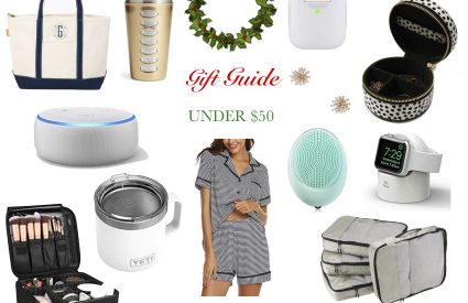 Gift Guide | Under $50!
