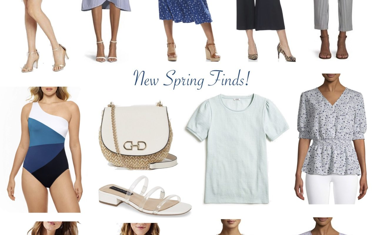 New Spring Finds!