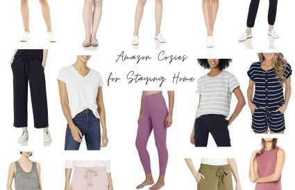 Amazon Cozies for Staying Home + My Recent Thoughts