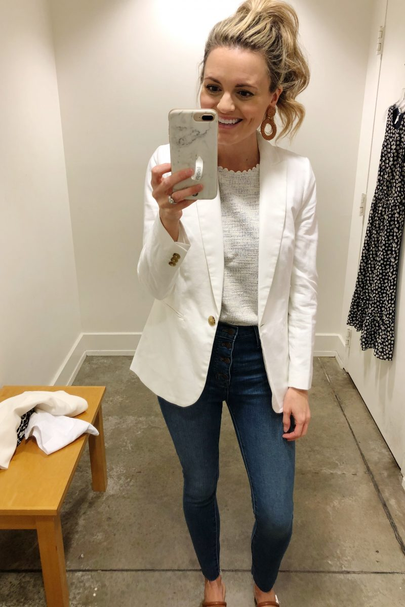 Loft + JCrew Factory | New Spring Finds!