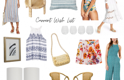 Wednesday: Current Wish List
