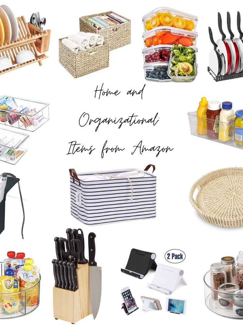 Home and Organizational Items from Amazon