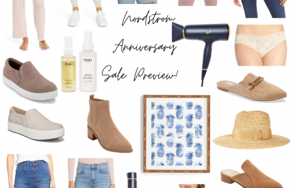 Nordstrom Anniversary Sale Preview!
