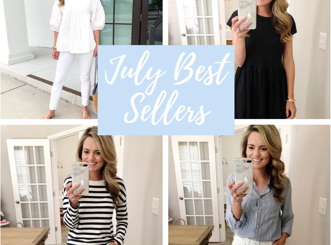 July Best Sellers!