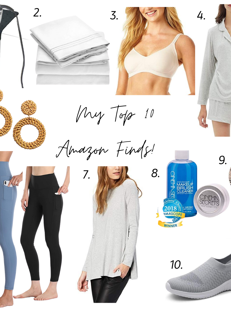 My Top 10 Amazon Finds!