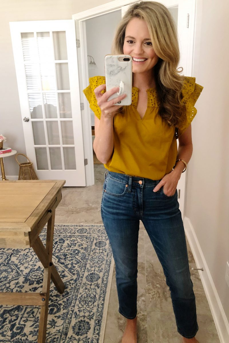Target Try On + Labor Day Weekend Sales!