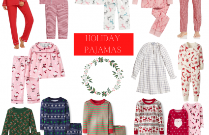 Holiday Pajamas!