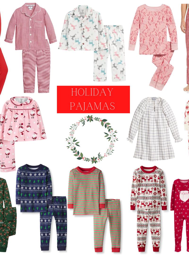 Holiday Pajamas!