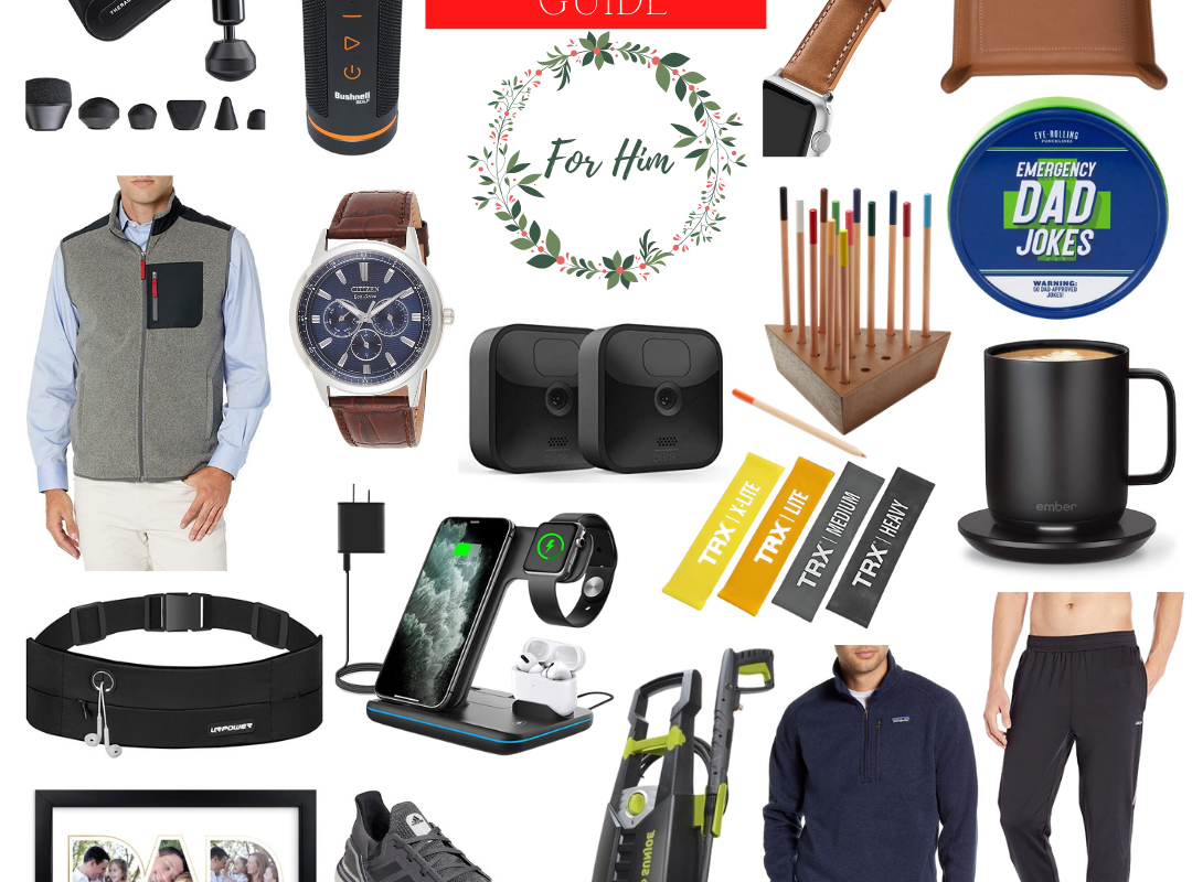 Holiday Gift Guide | For Him