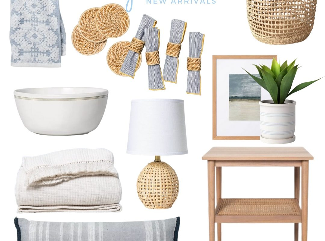 Target Home | New Arrivals!