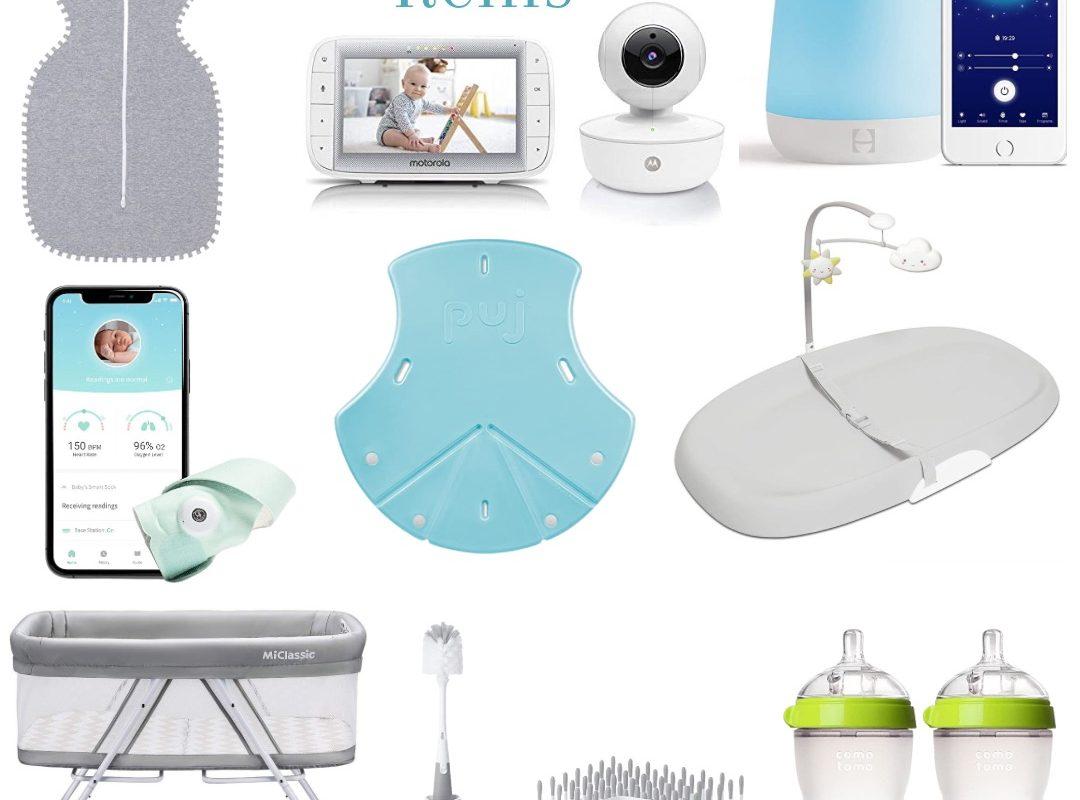 Baby Essential Items + Pregnancy Update!